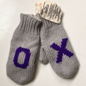 Free People Love Is Love Knit Mittens